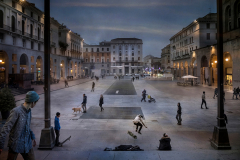 Skaters-in-the-square