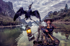Cormoran-Fisherman
