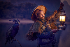 Fisherman-with-oil-lamp
